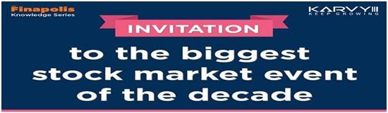 Stock Market Event _-  Karvy Stock Broking Pvt. Ltd.