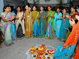 """BATHUKAMMA"" CELEBRATIONS"
