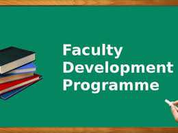 FACULTY DEVELOPMENT PROGRAM BY Dr.Achalapathi